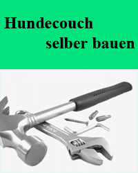 Hundecouch selber bauen